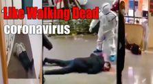 Chinese people drop dead. Wuhan. Coronavirus ! ! by Live Leak Backup